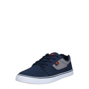 DC Shoes Sportovní boty 'TONIK'  oranžová / námořnická modř / šedá