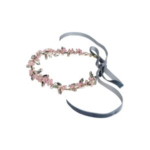 We Are Flowergirls Šperky do vlasů 'Jane Birkin'  růžová / stříbrná / olivová / světlemodrá