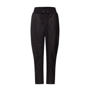 FREAKY NATION Chino kalhoty  černá