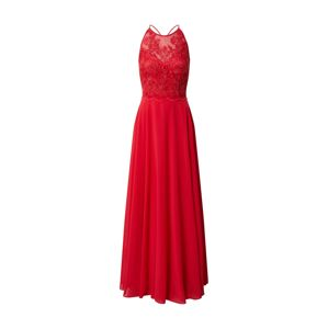 VM Vera Mont Společenské šaty  ohnivá červená