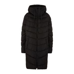 TRIANGLE Přechodný kabát  černá / žlutá