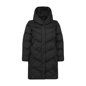 Ragwear Plus Zimní kabát 'Natalka'  černá
