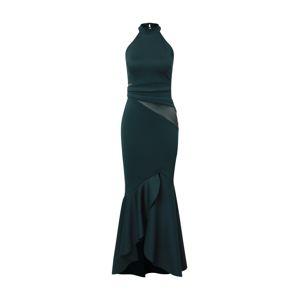 Lipsy Společenské šaty  zelená