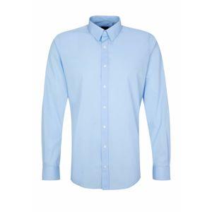 s.Oliver BLACK LABEL Společenská košile  světlemodrá