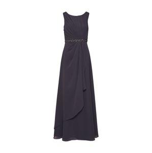 mascara Společenské šaty 'MC181250B'  tmavě šedá
