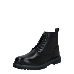 base London Šněrovací boty 'MASSIMO'  černá