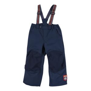 FINKID Funkční kalhoty 'ROMPPA PLUS'  námořnická modř / marine modrá