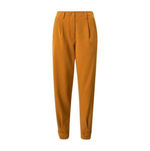 NÜMPH Kalhoty s puky 'Melisande'  hořčicová
