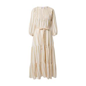 Love & Divine Šaty 'Love437'  bílá / krémová