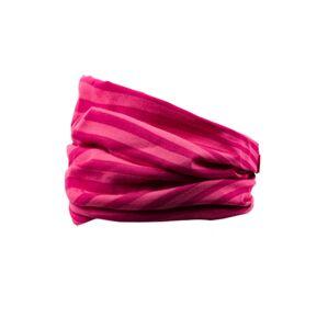 MAXIMO Šála  tmavě růžová / světle růžová