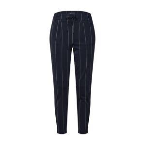 ONLY Chino kalhoty  noční modrá / bílá