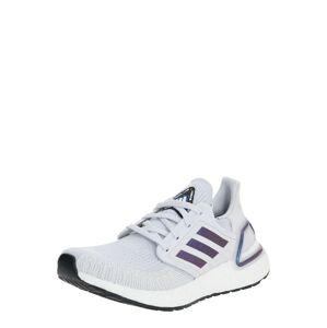 ADIDAS PERFORMANCE Běžecká obuv 'ULTRABOOST 20 W'  fialová / bílá