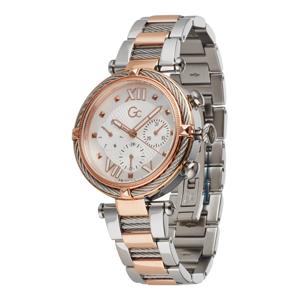 Gc Analogové hodinky  růžově zlatá / stříbrná