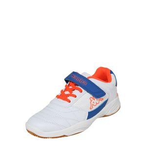 KAPPA Sportovní boty 'DROUM II'  bílá / svítivě oranžová / modrá
