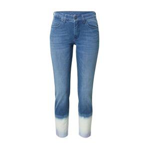 MAC Džíny  bílá / modrá
