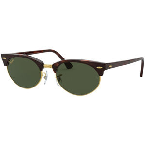 Ray-Ban Clubmaster Oval RB3946 130431 - Velikost ONE SIZE
